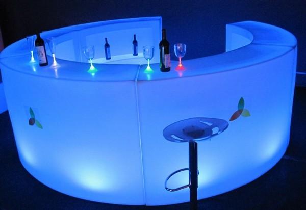 LED Illuminated Bars