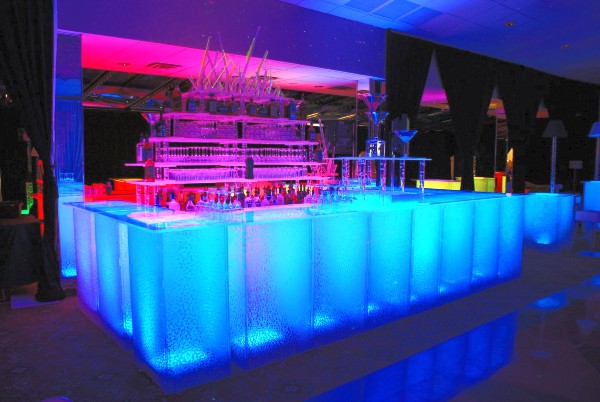 Glow Bars For Hire
