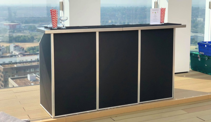 portable bars for hire