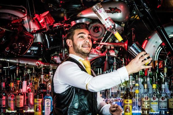 Hire Flair Bartenders